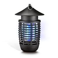 Waterproof Bug Zapper, Indoor/Outdoor Electric Plug-in Pest Control, Chemical-Free Insect Killer