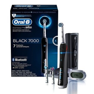 Oral B Pro 7000 SmartSeries Connected Electric Toothbrush