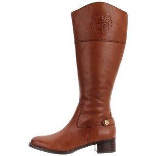 Etienne Aigner Women's Chip Wide Calf Riding Boot