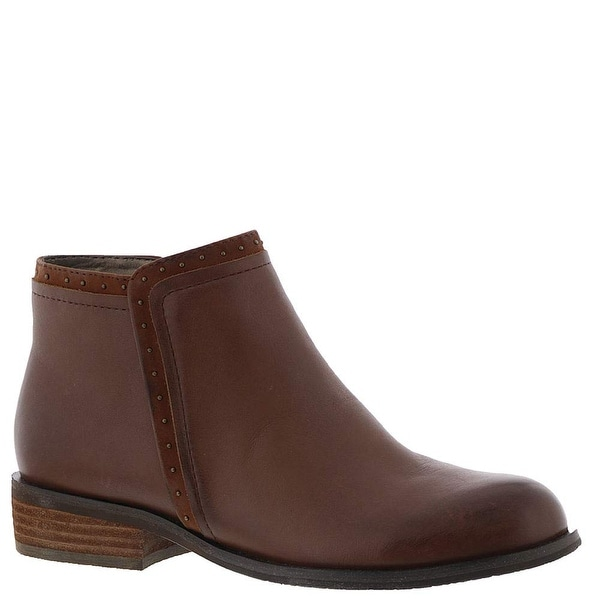 ARRAY Womens pandora Almond Toe Ankle Fashion Boots. Opens flyout.