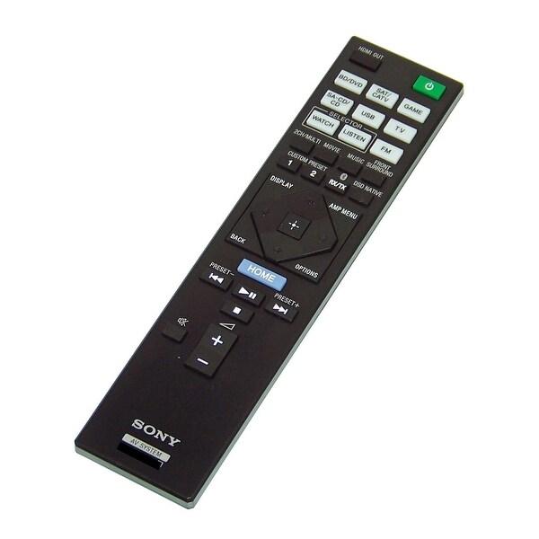 OEM Sony Remote Control Originall Shipped With: STR-DN1070, STRDN1070