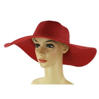 c53098b701e Buy Red Women s Hats Online at Overstock