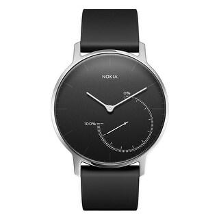 Nokia Steel Activity and Sleep Watch (Black)