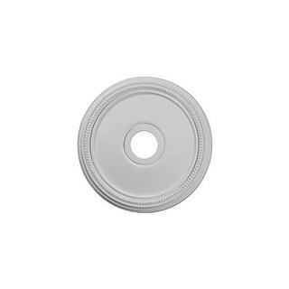"""Ekena Millwork CM18DI 18"""" Wide Diane Ceiling Medallion"""