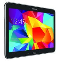"Samsung Galaxy Tab 4 SM-T537V 10.1"" Wi-Fi Tablet 16GB Black  4G LTE"