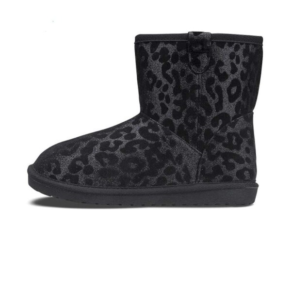 a37ce301de Shop The Children's Place Girls Leopard Print Sparkle L2017 Ankle ...