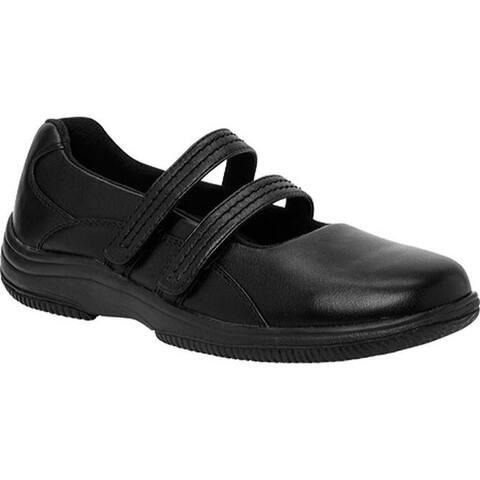 Propet Women's Twilite Walker Black Leather