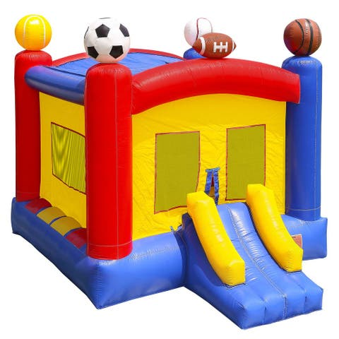 Commercial Sports Bounce House with Blower by Inflatable HQ