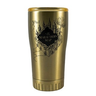 Harry Potter Marauder's Map 20 oz Double Walled Stainless St