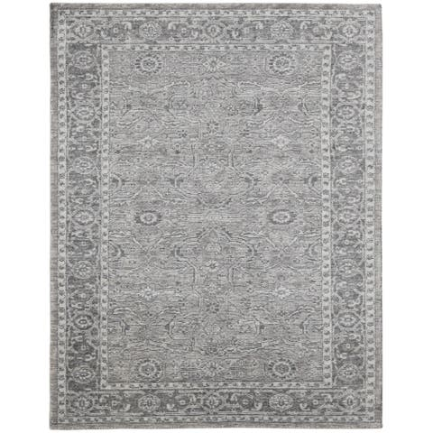 Ivanna Classic Oriental Hand-Woven Area Rug