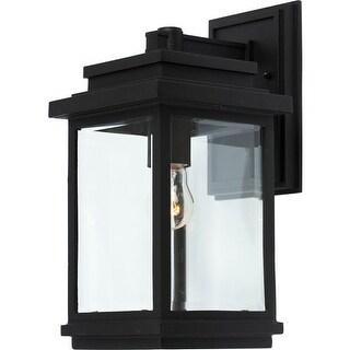 Artcraft Lighting AC8290BK Fremont 1 Light Outdoor Wall Lantern - Black