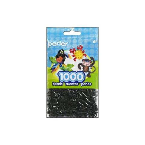 Perler Fused Bead Bag 1000pc Black