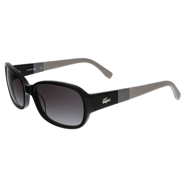 Lacoste L784/S 001 Black Rectangle sunglasses Sunglasses