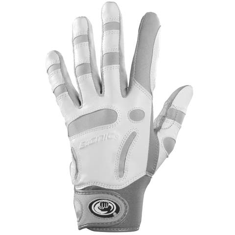 Bionic Women's ReliefGrip Right Handed Golf Glove - White