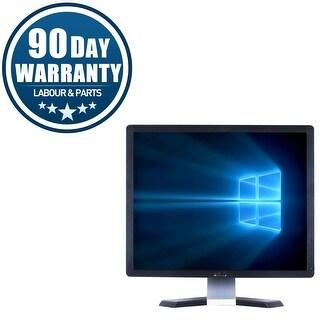 "Refurbished Dell P1913S 19"" LCD 1280 X 1024 - Black"
