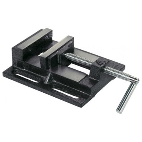 """Bessey BV-DP40 Drill Press Vise, 4"""" Wide Jaws, 4-1/2"""" Clamping Capacity"""
