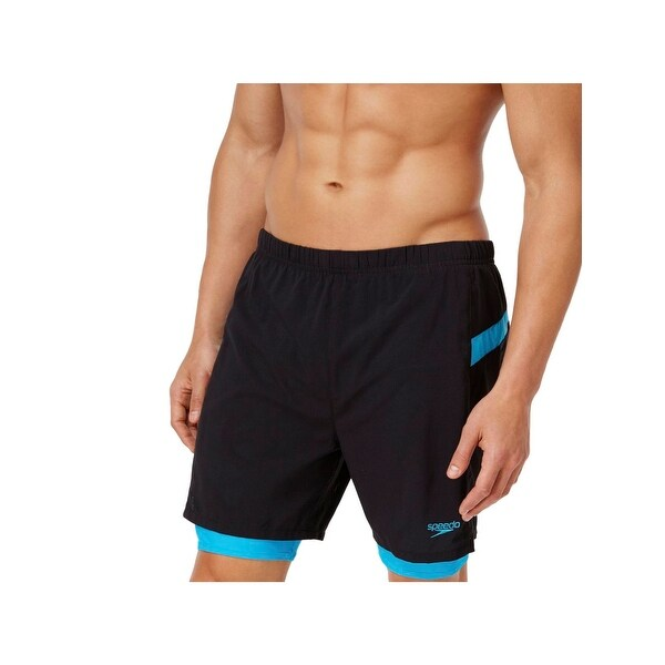 8332a4cb338f1 Shop Speedo Mens Fast Dry Lightweight Jammers - Free Shipping On ...