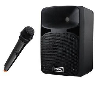 """Knox Gear 25-Watt 8"""" Wireless Bluetooth Loudspeaker"""