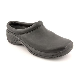 Merrell Encore Nova 2 Round Toe Leather Clogs