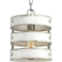 "Progress Lighting P500022 Gulliver Single Light 8-1/2"" Wide Mini Pendant"