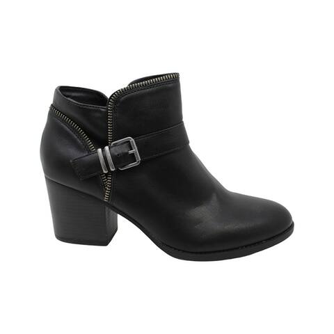 American Rag Womens milly Almond Toe Ankle Fashion Boots