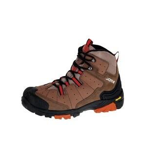 Boreal Climbing Boots Boys Lightweight Rubber Nevada Brown