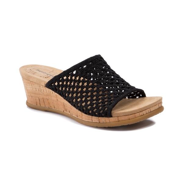 Baretraps Flossey Women's Sandals & Flip Flops Black