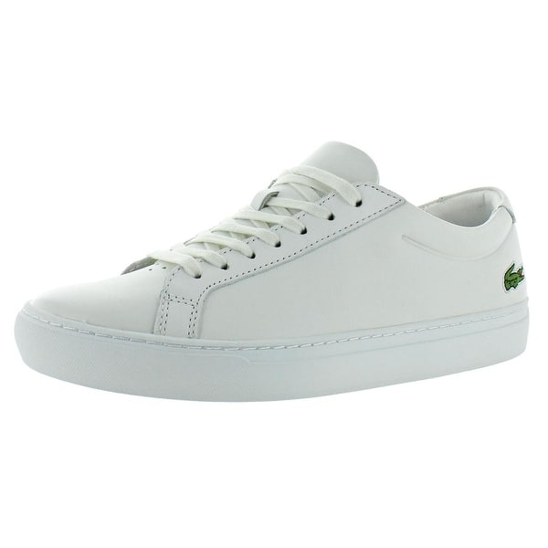 b4551f16 Shop Lacoste Mens L.12.12 116 1 Casual Shoes Leather Low Top - Free ...