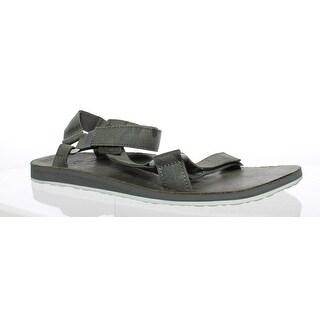 Teva Mens Grey Sport Sandals Size 14