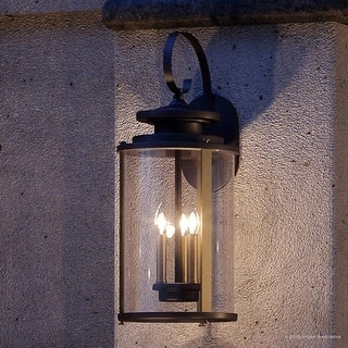 Rustic outdoor lighting shop our best garden patio deals online luxury rustic outdoor wall light 2275h x 9875w with colonial aloadofball Gallery