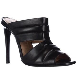 Kalliste 5259 Mule Dress Sandals - Nero