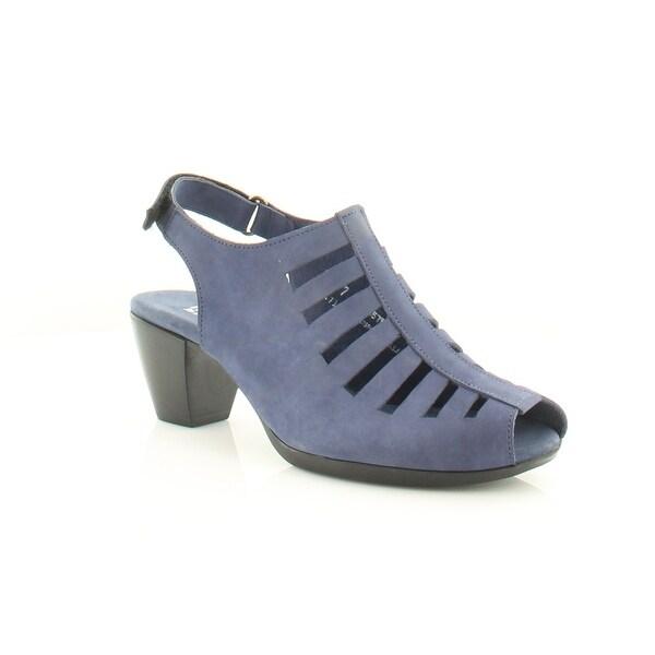 Munro Abby Women's Sandals & Flip Flops Blue