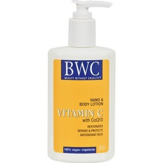 Beauty Without Cruelty - Hand And Body Lotion Vitamin C Organic ( 2 - 8.5 FZ)