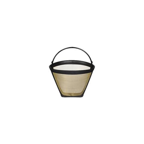 Replacement For Cuisinart GTF-1 Cone Style Gold Tone Filter