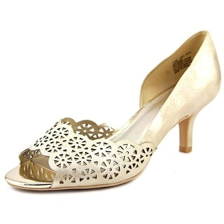 Bandolino Eireen Open-Toe Synthetic Heels