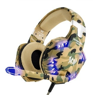 Each G2600 Stereo Bass Surround Gaming Headset Camouflage