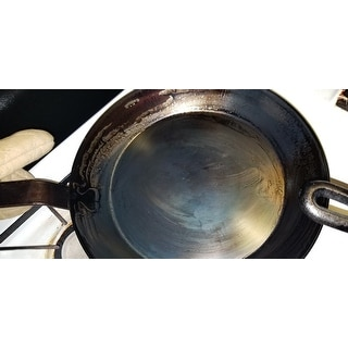Shop Matfer Bourgeat Black Steel Round Frying Pan 11 7 8