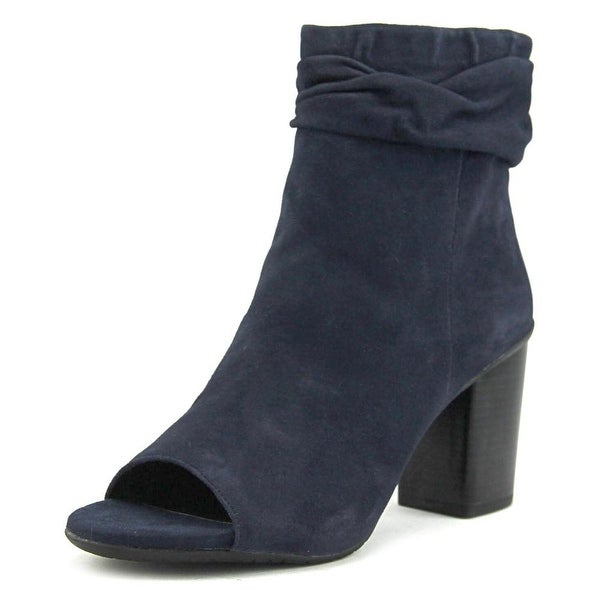 Kenneth Cole Reaction Fridah Cool Women Navy Boots