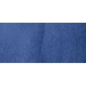 Natural Wool Roving .3oz-Blue - Blue