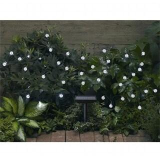 Solar Light String - 30pc set - Crystal Balls - Try Me Box