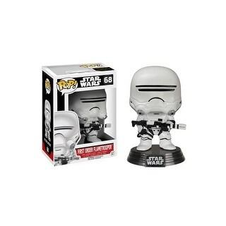 POP! Star Wars E7 First Order Flametrooper Bobblehead Figure