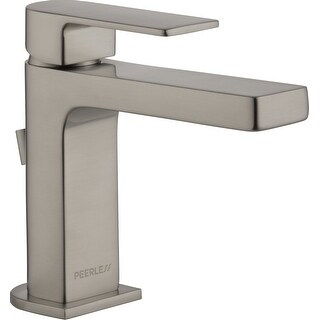 Peerless P1519LF  Xander 1 GPM Single Hole Bathroom Faucet with Pop-Up Drain Assembly