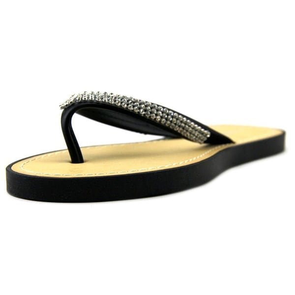 Bamboo Glenn-05 Women Open Toe Synthetic Flip Flop Sandal