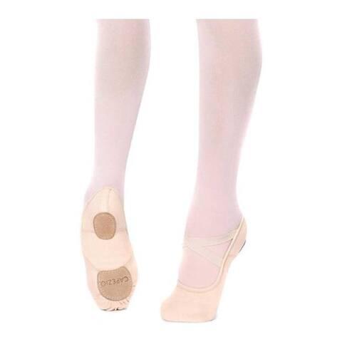 Capezio Dance Girls' Hanami Ballet Shoe Light Pink