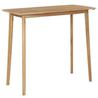 """vidaXL Bar Table Solid Acacia Wood 47.2""""x23.6""""x41.3"""""""
