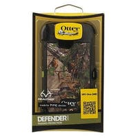 OtterBox Defender Case for HTC One M8 - Realtree Camo Xtra Green