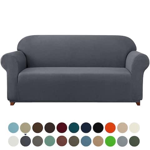 Subrtex Stretch XL Slipcover 1 Piece Spandex Furniture Protector