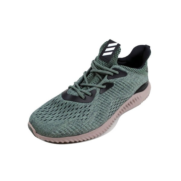 Shop Adidas Men's Green/Running Alphabounce EM M Army Green/Running Men's White BB9042 - - 23436946 8d0856