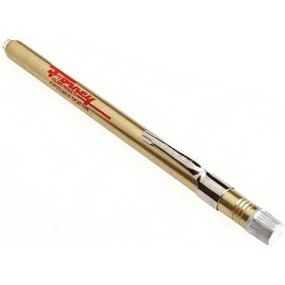 Forney 70806 Soapstone Holder, Round, Brass