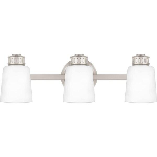 Shop Build Essentials Ash26755 Coller 3 Light 22 1 2 Wide